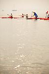 Piragüismo y Kayak en la Escuela de Piragüismo Mar Menor.