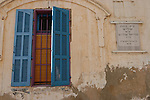 Israel, Tel Aviv-Yafo. Shlush Synagogue in Neve Tzedek