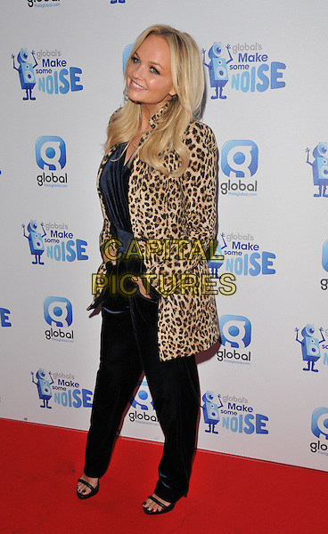 Emma Bunton attends the Global Radio's Make Some Noise Night Gala, Supernova, Embankment Gardens, London, England, UK, on Tuesday 24 November 2015. <br /> CAP/CAN<br /> &copy;CAN/Capital Pictures