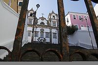 SALVADOR, BA, 23.03.2013 - PELOURINHO-BA - Imagem de arquivo da Escadaria da igreja do Passo,  no Centro Histórico de Salvador (BA). O local foi filmado o filme O Pagador de Promessa. (Foto: Joá Souza / Brazil Photo Press).