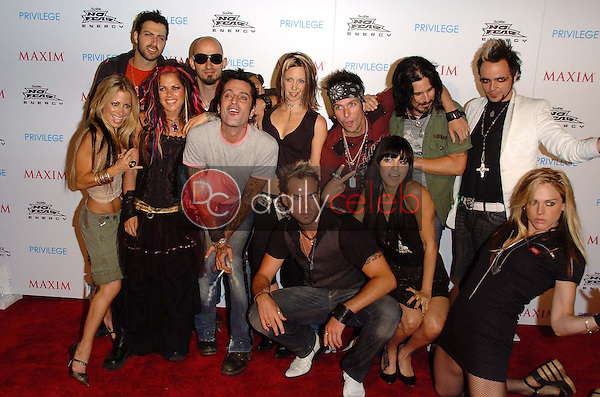 Tommy Lee<br />at the MAXIM Magazine and Sobe No Fear X Games Party. Privilege, West Hollywood, CA. 08-03-06<br />Scott Kirkland/DailyCeleb.Com 818-249-4998