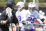 Orange, CA 05/16/15 - Luciano DeDonatis (Grand Canyon #25) in action during the 2015 MCLA Division I Championship game between Colorado and Grand Canyon, at Chapman University in Orange, California.