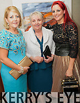 HIGH FASHION: Joan Purcell, Kenmare and her daughters Joanne and Fiona attending the Fashion at Brook Lane glamorous evening of seasonal fare, style and high fashion, which took place on Friday in the Brook Lane Hotel, Kenmare