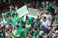 Pakistan fans during Pakistan vs Bangladesh, ICC World Cup Cricket at Lord's Cricket Ground on 5th July 2019