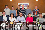 Aldi Christmas Party at Darcy's on Saturday.  Front l-r Padraig Barry, Magda Brzostowska, Mike Moriarty, Sarah Turner, Dalmius Varvanausks.  Back l-r Aaron Skelly, Colm Foley, Gretta O'Connell, Tony Talbot, Stephen Buckley, Malcolm Moynihan.