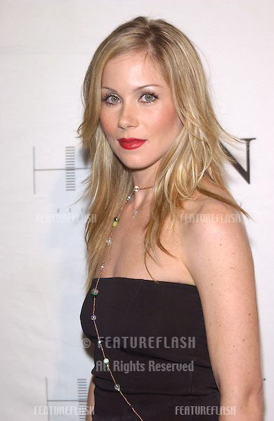 Actress CHRISTINA APPLEGATE at the mtvICON gala honoring Aerosmith, at Sony Studios, Los Angeles..14APR2002.