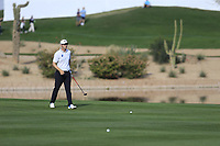 Seamus Power (IRL) during the 1st round of the Waste Management Phoenix Open, TPC Scottsdale, Scottsdale, Arisona, USA. 31/01/2019.<br /> Picture Fran Caffrey / Golffile.ie<br /> <br /> All photo usage must carry mandatory copyright credit (&copy; Golffile | Fran Caffrey)