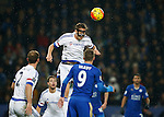Nemanja Matic of Chelsea heads the ball clear - English Premier League - Leicester City vs Chelsea - King Power Stadium - Leicester - England - 14th December 2015 - Picture Simon Bellis/Sportimage