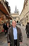 20081001 - France - Bourgogne - Dijon<br /> ALEX MILES, CRITIQUE GASTRONOMIQUE A DIJON.<br /> Ref : ALEX_MILES_010.jpg - © Philippe Noisette.