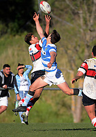 170805 Wellington 1st XV Rugby - Scots College v St Pat's Silverstream