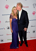 LOS ANGELES, CA. October 06, 2018: Ed Begley Jr. & Rachelle Carson  at the 2018 Carousel of Hope Ball at the Beverly Hilton Hotel.<br /> Picture: Paul Smith/Featureflash
