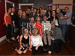 Tricia Parkinson celebrating her 50th birthday in Brú with family and friends. Photo:Colin Bell/pressphotos.ie