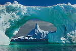 Icebergs, Antarctica<br />