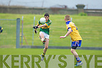 Kerry v Clare Munster Championship at Austin Stack Park Tralee on Wednesday 13th May 2009.