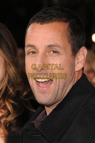 30 November 2015 - Universal City, California - Adam Sandler. &quot;The Ridiculous 6&quot; Los Angeles Premiere held at the AMC Universal CityWalk Stadium 19. <br /> CAP/ADM/BP<br /> &copy;BP/ADM/Capital Pictures