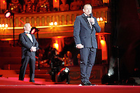 "Nicholas Ofczhrik (r) and Ben Becker  moderated the ""20th Life Ball"" AIDS Charity Gala 2012 held at the Vienna City Hall. Vienna, Austria, 19th May 2012...Credit: Wendt/face to face /MediaPunch Inc. ***FOR USA ONLY**"