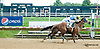 Money for Maria winning at Delaware Park on 8/8/13