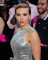 "12 May 2017 - New York, New York - Scarlett Johansson. ""Rough Night"" NYC Premiere at AMC Loews Lincoln Square. Photo Credit: Mario Santoro/AdMedia"