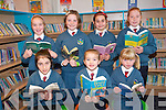 The new library facilities at Scoil Eoin Balloonagh are a great boost for the school and the children. .Front L-R Erin Moss, Paula Holmes and Cathy Dwyer. .Back L-R Lucy O'Carroll, Sinead Foran, Aibh Mangan and Linda Graham. .