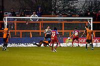 Barnet vs Aldershot Town 01-01-11