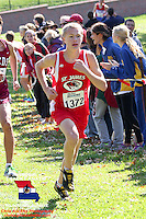 St. James sophomore Alex Auxier 11th.