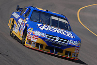 Apr 19, 2007; Avondale, AZ, USA; Nascar Nextel Cup Series driver John Andretti (37) during practice for the Subway Fresh Fit 500 at Phoenix International Raceway. Mandatory Credit: Mark J. Rebilas