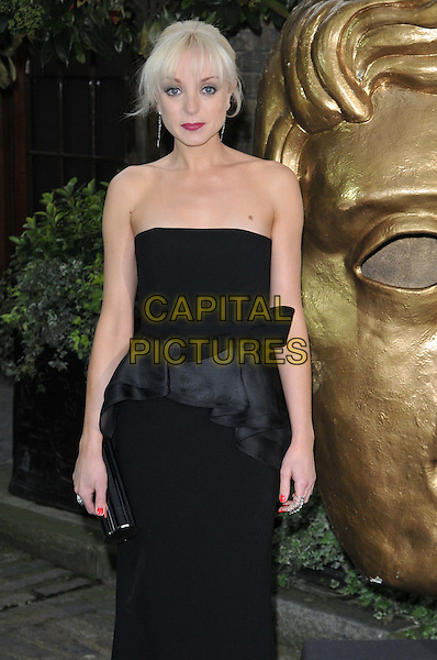 LONDON, ENGLAND - APRIL 26: Helen George attends the British Academy ( BAFTA ) Television Craft Awards 2015, The Brewery, Chiswell St., on Sunday April 26, 2015 in London, England, UK. <br /> CAP/CAN<br /> &copy;CAN/Capital Pictures