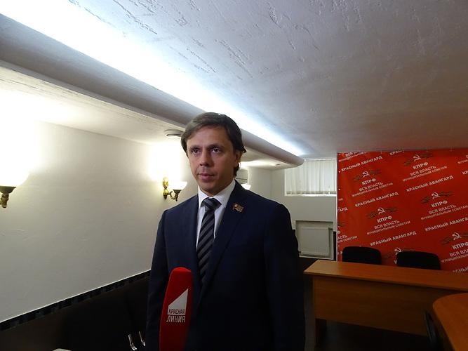 Die Kommunistischen Partei Russlands (KPRF), Nachfolgeorganisation der KPdSU, ist im Aufwind. Einer der Neuerer ist Andrej Klytschkow, Bürgermeisteranwärter in Moskau 2018 und die Nachwuchshoffnung der Kommunistischen Partei.