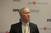 January 30, 2013  Photo - Montreal, Quebec, CANADA -<br />Launch of ''Talk with our Kids about Money'' program - IN PHOTO :  David Bimbaum, Directeur Executif, Association des commissions scolaires anglophones du Quebec