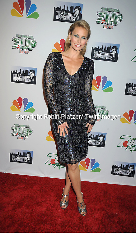 "Nikki Taylor posing for photographers at ""The Celebrity Apprentice""..Season Four Finale Party on May 22, 2011 at The Trump Soho Hotel in New York City."
