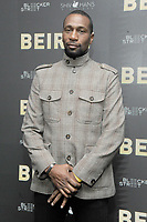 NEW YORK, NY - APRIL 10: Leon Robinson attends the 'Beirut' New York Screening at The Robin Williams  Center on April 10, 2018 in New York City. <br /> CAP/MPI/JP<br /> &copy;JP/MPI/Capital Pictures