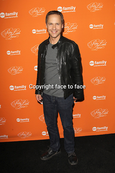 "Chad Lowe at the ""Pretty Little Liars"" Halloween episode premiere at Hollywood Forever Cemetary on October 16, 2012 in Hollywood, California. ..Credit: MediaPunch/face to face..- Germany, Austria, Switzerland, Eastern Europe, Australia, UK, USA, Taiwan, Singapore, China, Malaysia and Thailand rights only -"
