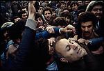 Iranian revolution, Attack on a pro-Shah general,Tehran, Iran, January 1979.
