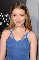 "Jade Pettyjohn<br /> at ""The Space Between Us"" Los Angeles Special Screening, Arc;light, Hollywood, CA 01-17-17<br /> David Edwards/DailyCeleb.com 818-249-4998"