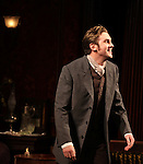 Dan Stevens during the Broadway Opening Night Performance Curtain Call for 'The Heiress' at The Walter Kerr Theatre on 11/01/2012 in New York.