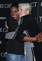 NEW YORK, NY - SEPTEMBER 11:  Audra McDonald, Emma Thompson  at the Premiere of The Children Act   at the Walter Reade Theater in New York City on September 11, 2018. <br /> CAP/MPI/RW<br /> &copy;RW/MPI/Capital Pictures