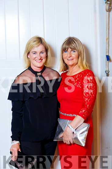 Sandra Chute(Killarney) and Bernie Canty(Tralee)