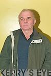 Trainer Pat McMahon..
