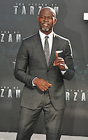 Djimon Hounsou at the &quot;The Legend of Tarzan&quot; European film premiere, Odeon Leicester Square, Leicester Square, London, England, UK, on Tuesday 05 July 2016.<br /> CAP/CAN<br /> &copy;Can Nguyen/Capital Pictures /MediaPunch ***NORTH AND SOUTH AMERICAS ONLY***