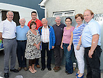 Committee and staff members Oliver Tully, Marie Saurin, Donald Murphy, Paddy Arnold, Jim Finnegan, Larry Corrigan, Elaine Hynes, Kay McEnaney and Lal Kavanagh pictured at the 50th anniversary family fun day at Termonfeckin Credit Union. Photo:Colin Bell/pressphotos.ie