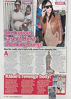 Kim Kardashian  Star magazine  p14   45464  CAP/MPI