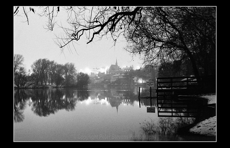 River Dee, Sandy Lane, Chester