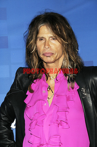 "Steven Tyler of Aerosmith attends Fox's ""American Idol"" 2011 Finalist Party on March 3, 2011at The Grove in Los Angeles, California..."