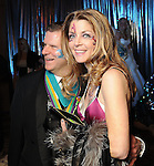 Hosts Paige and Tilman Fertitta at the San Luis Salute in Galveston Friday Feb. 12,2010.(Dave Rossman Photo)