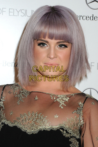 11 January 2014 - Los Angeles, California - Kelly Osbourne. 7th Annual Art of Elysium Heaven Gala held at the Skirball Cultural Center.  <br /> CAP/ADM/BP<br /> &copy;Byron Purvis/AdMedia/Capital Pictures