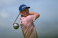 Justin Rose (ENG) watches his tee shot on 8 during round 3 of the Arnold Palmer Invitational at Bay Hill Golf Club, Bay Hill, Florida. 3/9/2019.<br /> Picture: Golffile | Ken Murray<br /> <br /> <br /> All photo usage must carry mandatory copyright credit (© Golffile | Ken Murray)
