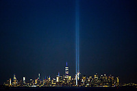 New York City commemorates the 18th anniversary of the September 11 terrorist attacks