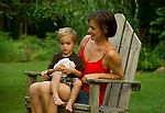 Photo by David Wilson, Artisan Photography Group - 8/14/2010 -  Portraits of the Lacklen girls at Suni and Greg's house in Greensboro