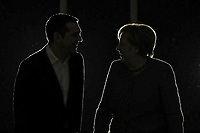 2019 01 11 Angela Merkel visits Athens, Greece