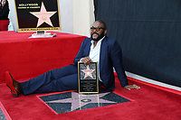 LOS ANGELES - OCT 1:  Tyler Perry at the Tyler Perry Star Ceremony on the Hollywood Walk of Fame on October 1, 2019 in Los Angeles, CA